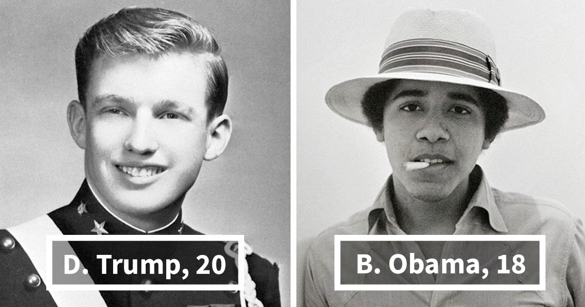 obama funny face