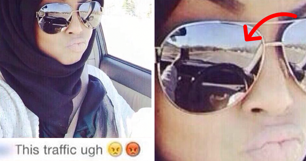 25 Selfie Fails That Show Why You Should Always Check The