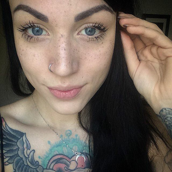 Freckle Tattoos