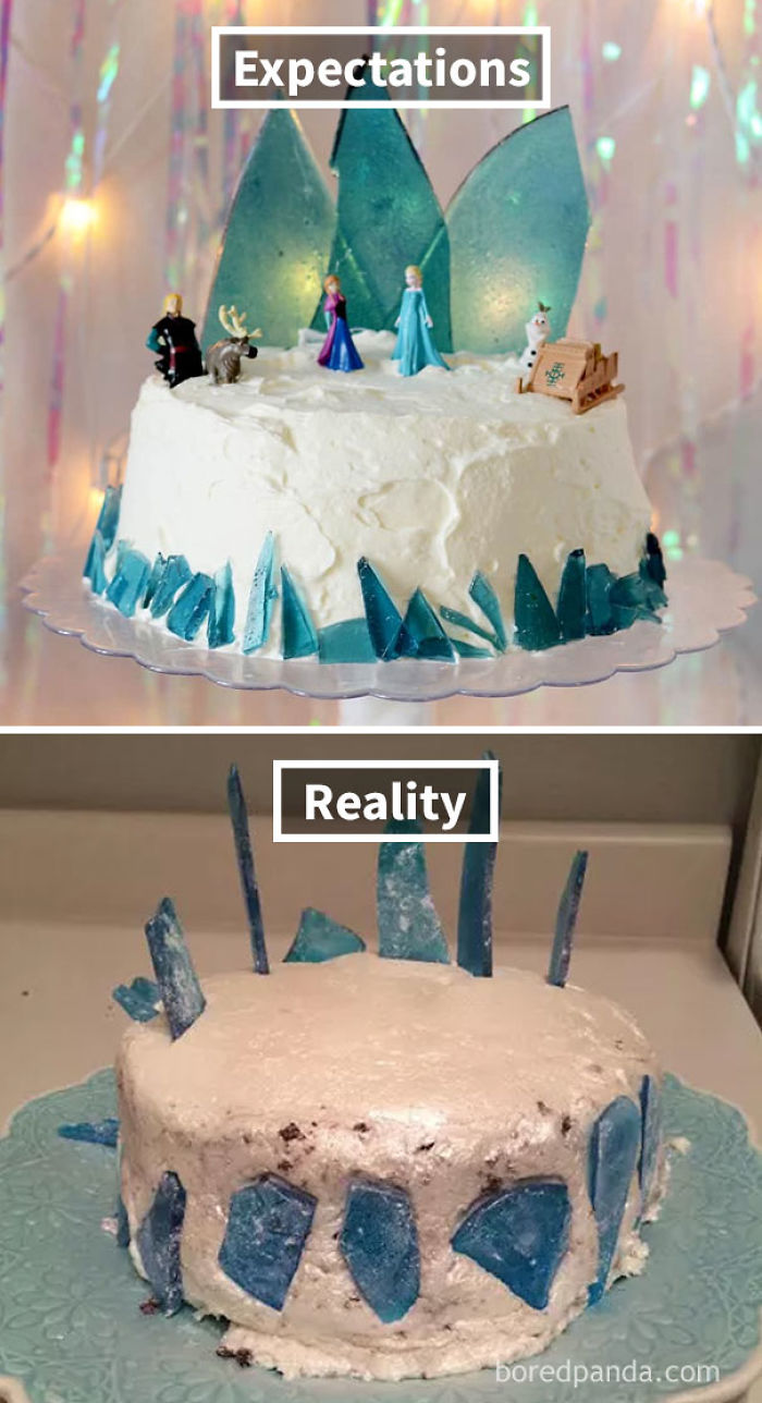 25 Epic Cake Fails That Show Why You Should Never Bake