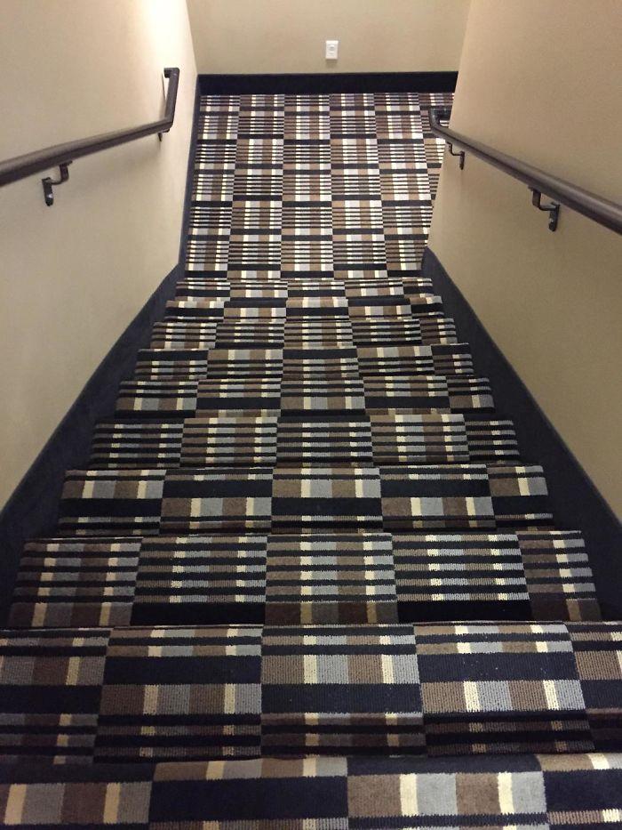 When You Let Satan Choose The Carpet