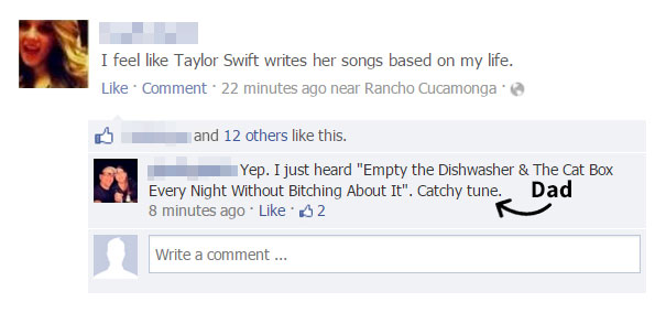 Taylor Swift Has Some Catchy Tunes