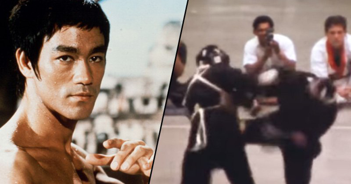 Bruce lees toughest fight