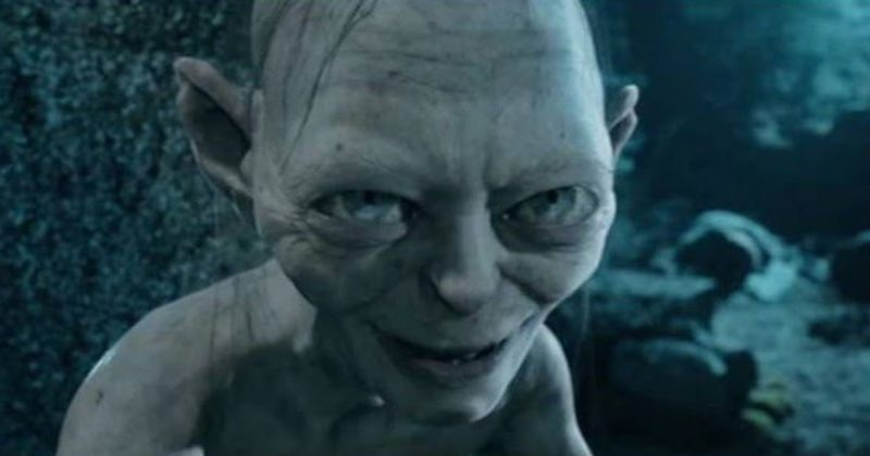 Who Says My Precious In The Lord Of The Rings