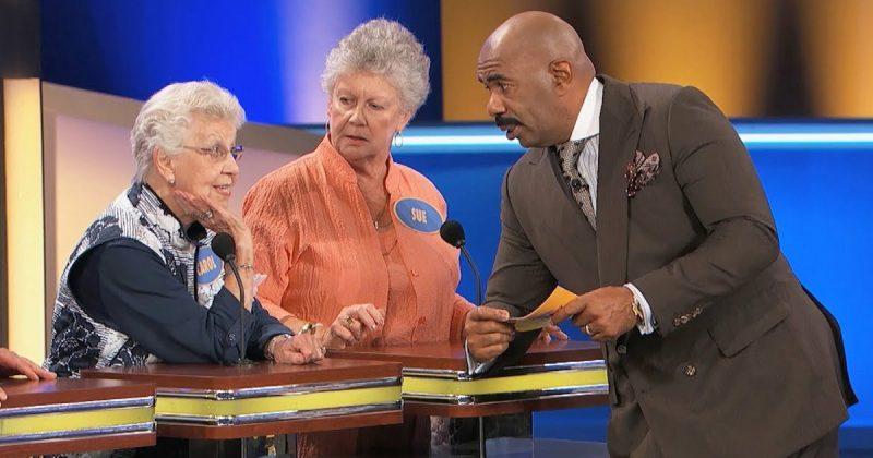 Steve Harvey Is Left Speechless By Grandma's Answer On ...