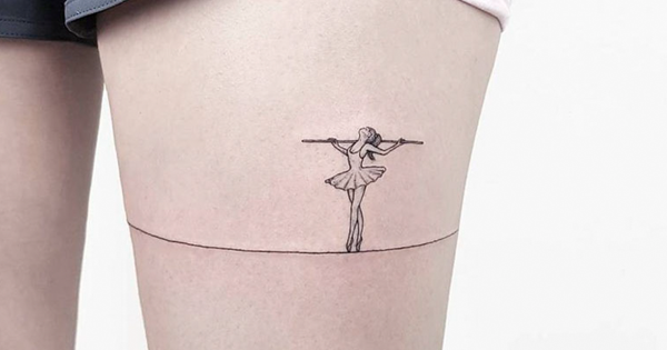 f0b6c5fe7 74 Cute And Minimal Tattoos By Former Turkish Cartoonist - Page 8 of 8 -  ViraScoop