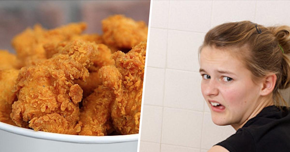 Bathtub Full Of Chicken Nuggets