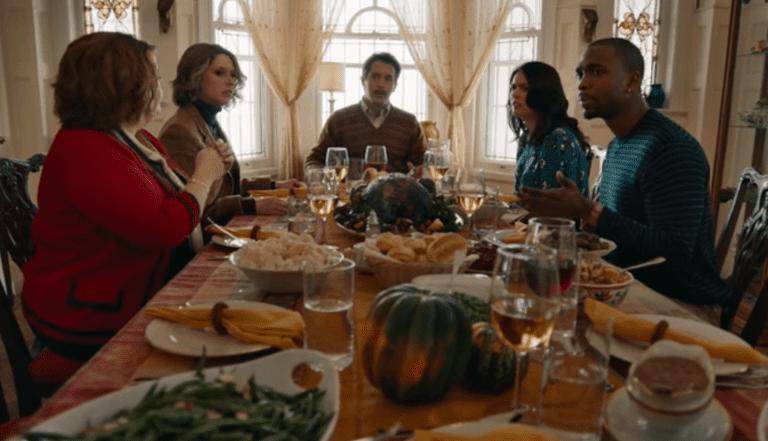 SNL Thanksgiving sketch
