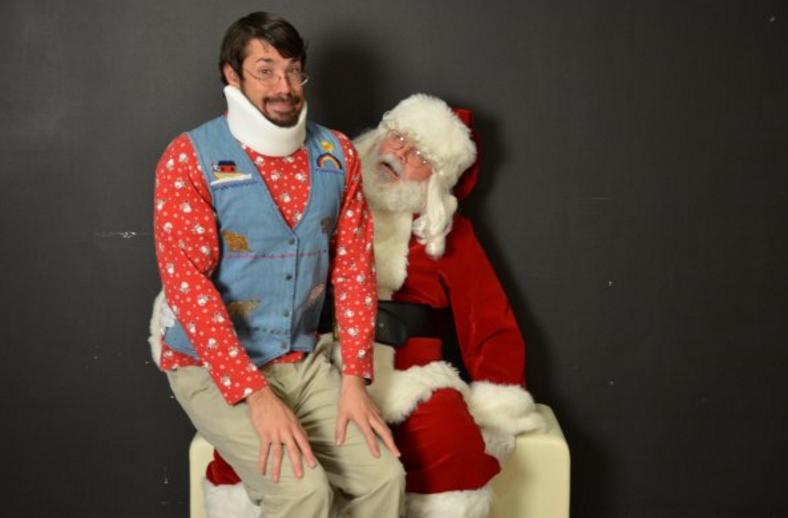 Timmy Weird Christmas Portraits Www Picsbud Com
