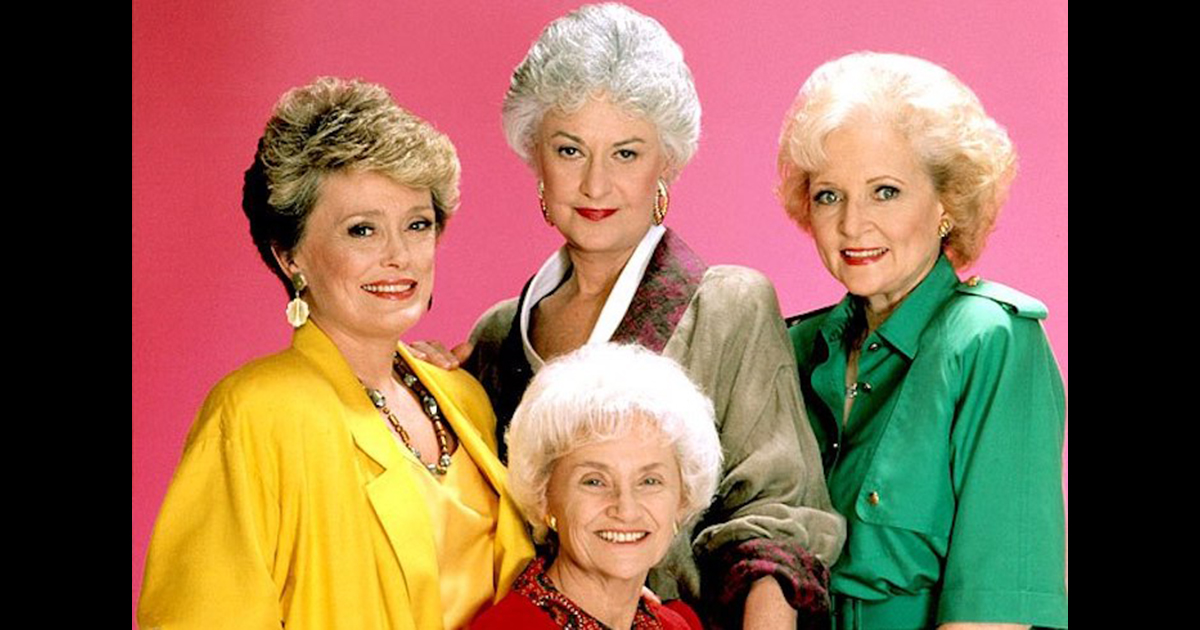 david goodwin is a big golden girls fan in fact he and his mom mary used to frequently watch the show together leading up to christmas mary kept hinting