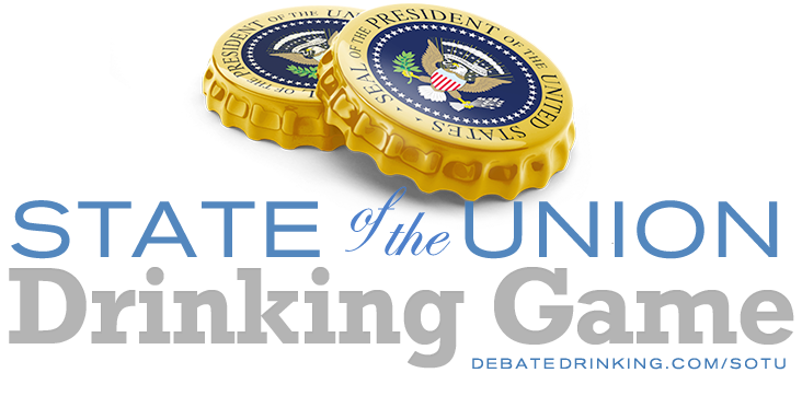 2017 State of the Union Drinking Game
