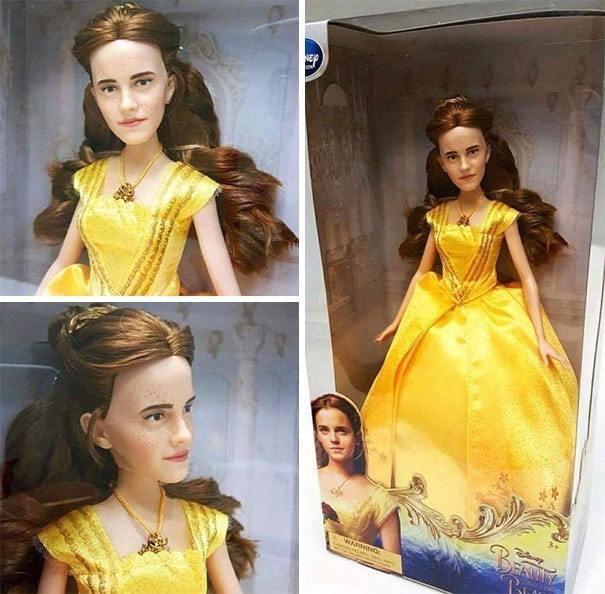 Doe She Resemble Emma Watson?