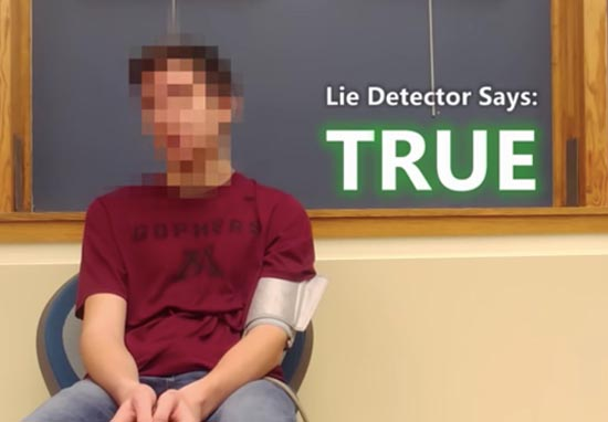Time Traveller From 2030 Passes Lie Detector Test About Predictions time traveler
