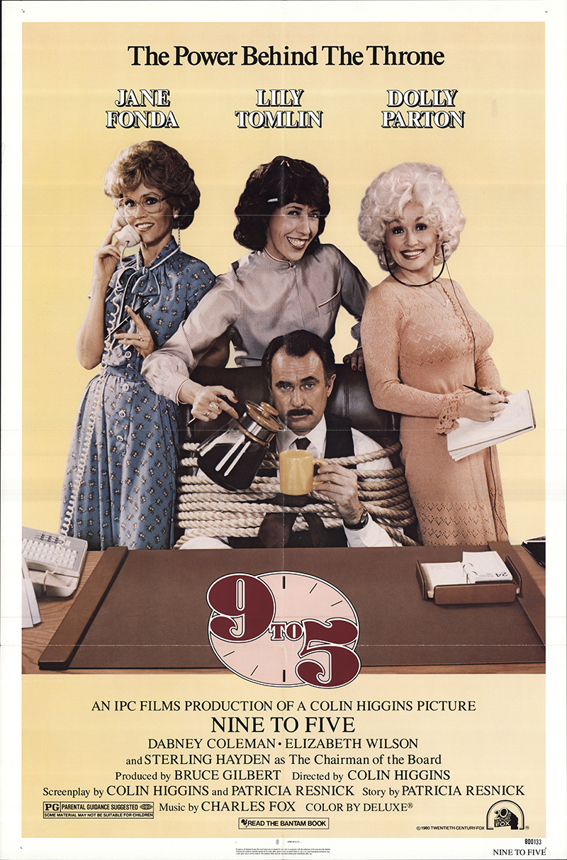 9 to 5 poster 9 to 5 sequel