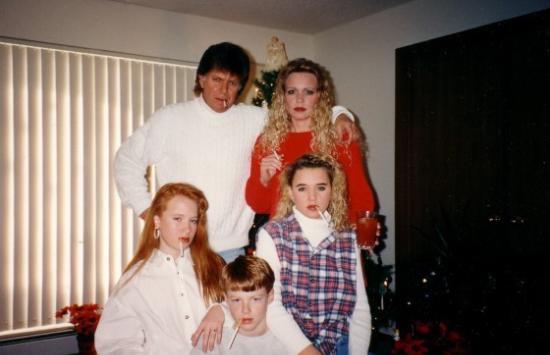 worst christmas portraits ever