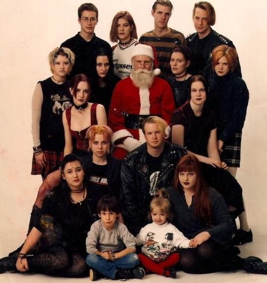 worst portraits christmas ever