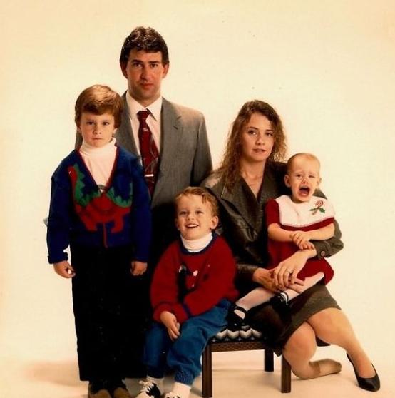worst family christmas pics